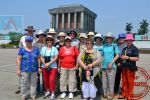EWT Group from Australia (TREASURE OF VIETNAM AND CAMBODIA 12 DAYS).