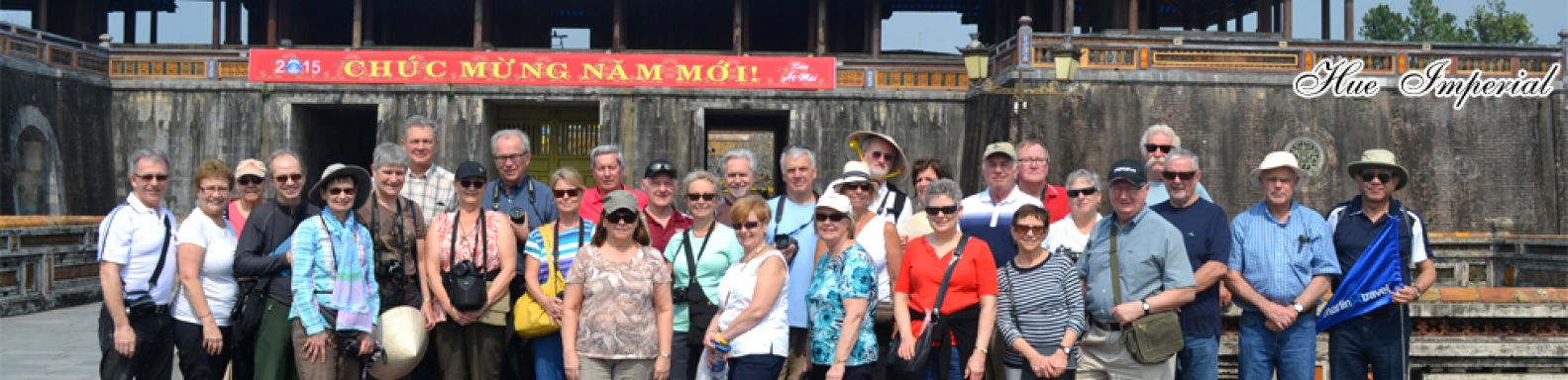 ACT Group Travel to Vietnam