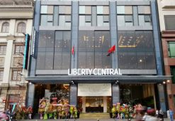 Liberty Central Saigon Riverside Hotel