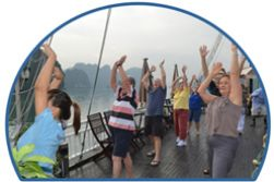 Ha Long Bay - Fly to Hue