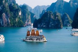 Day 12: Hanoi - Halong Bay - a night cruise on Ha Long bay