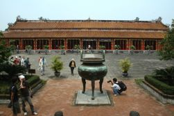 Saigon - Fly to Hue Imperial city
