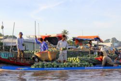 Mekong Delta – Can Tho - Fly to Phu Quoc