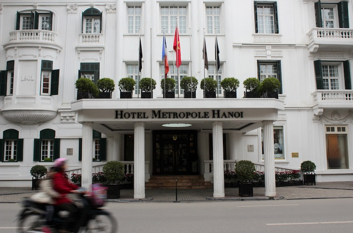 the best hotels in Hanoi